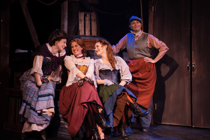 New Girl in Town - 42nd Street Moon, San Francisco (Review)
