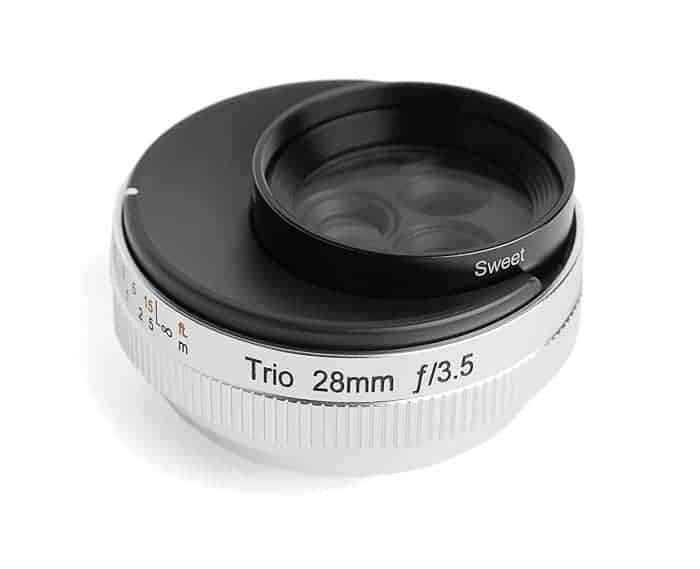 Lensbaby Trio 28 Lens Review and Specs with Test Photos