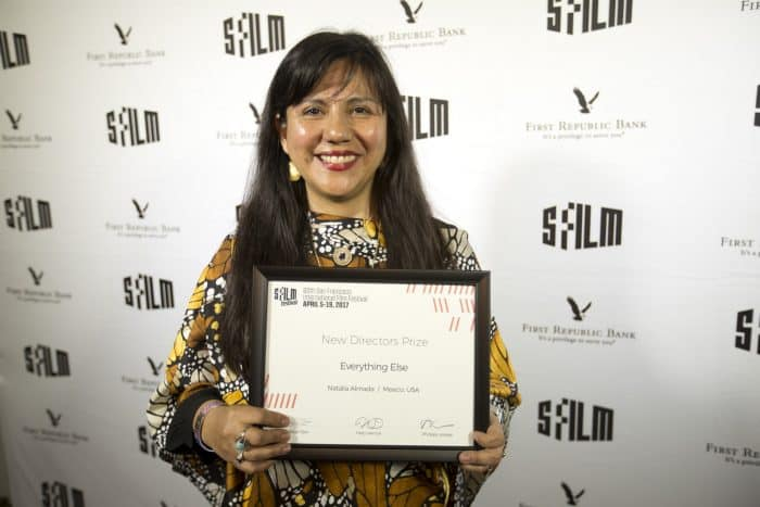 Natalia Almada - Everything Else - San Francisco International Film Festival best new director