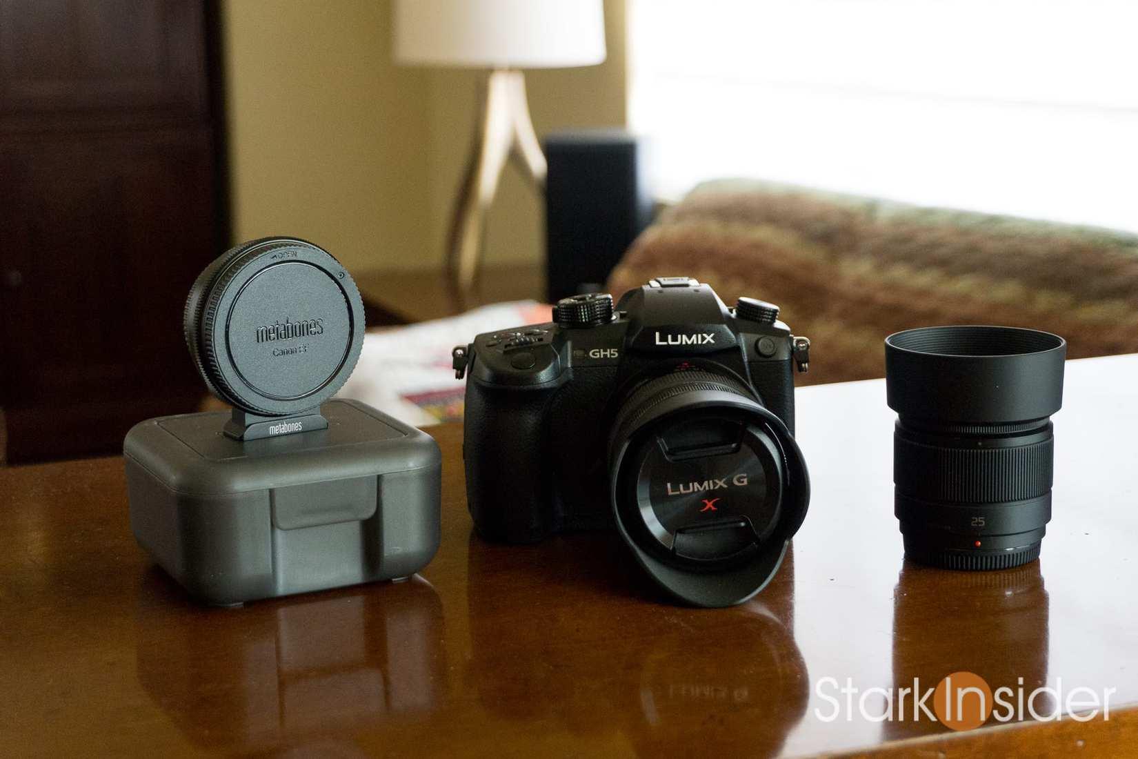 Panasonic GH5: The perfect cinema-like camera for travel