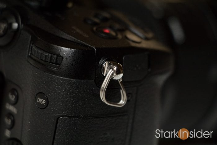 Panasonic GH5 Tip: How to remove the camera strap rings
