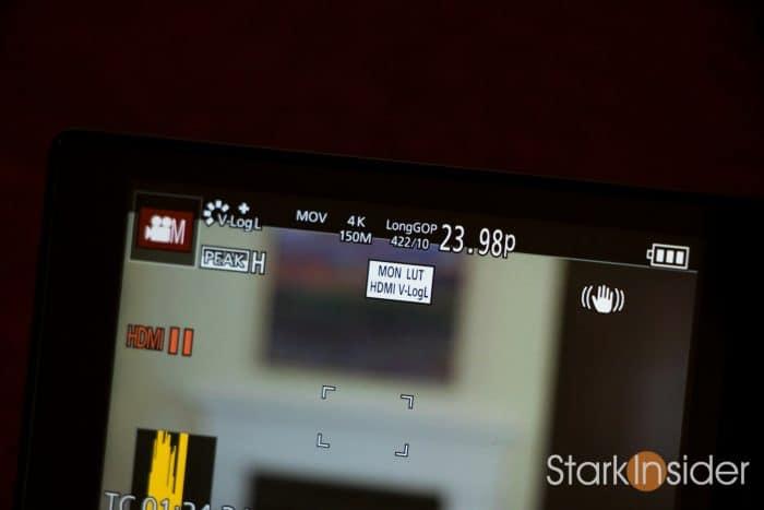 Gh5 Video-Priority Display