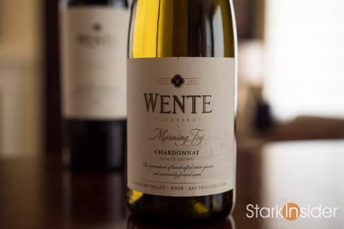 Wente Vineyards: Chardonnay, Pinot Noir wine reviews
