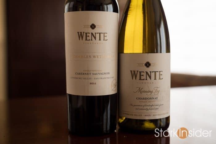 Wente Vineyards Morning Fog - Riva Ranch wine reviews