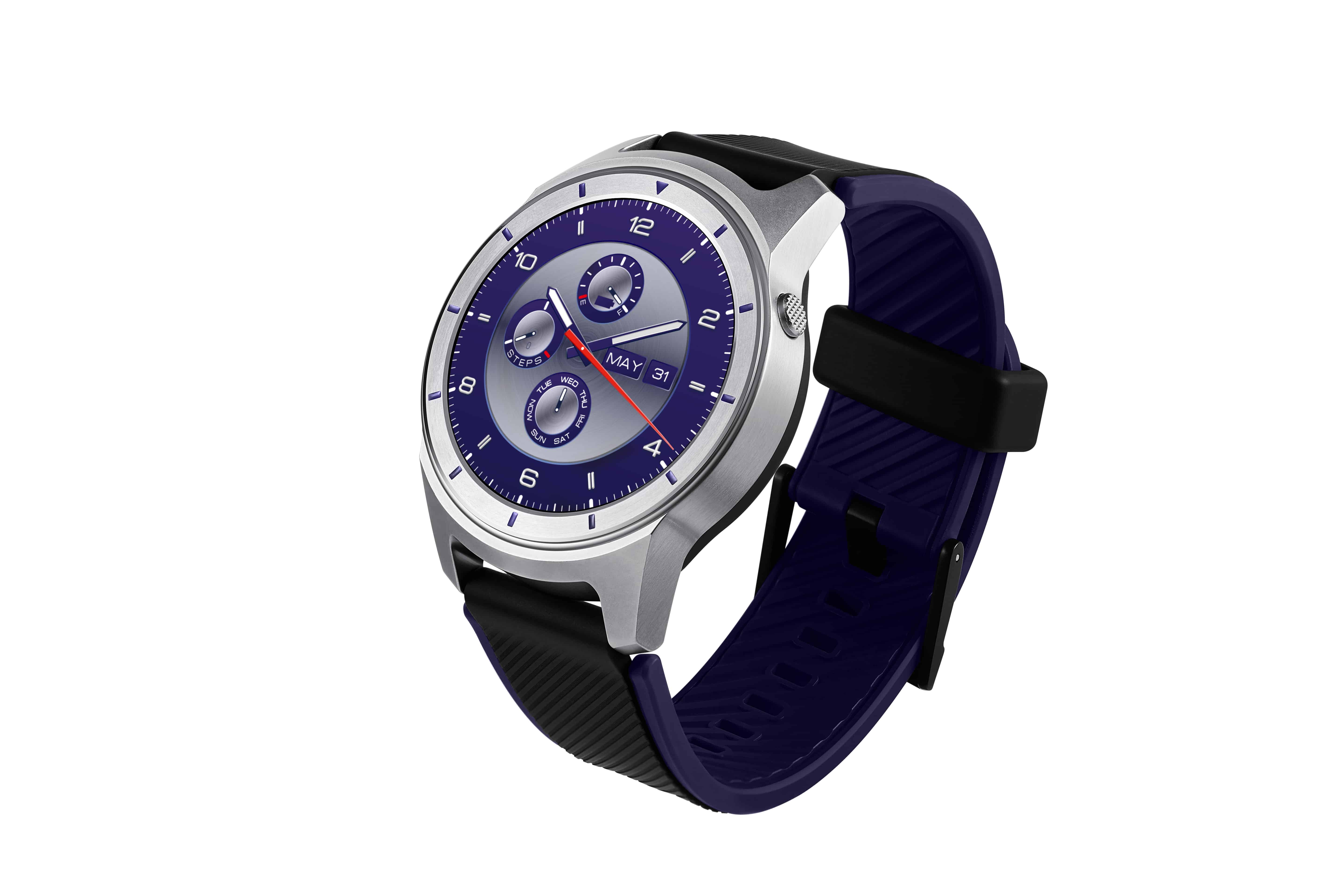 ZTE Quartz Android Wear 2.0 smartwatch - specs, photos, availability launches smartwatch, its first wearable for U.S. market