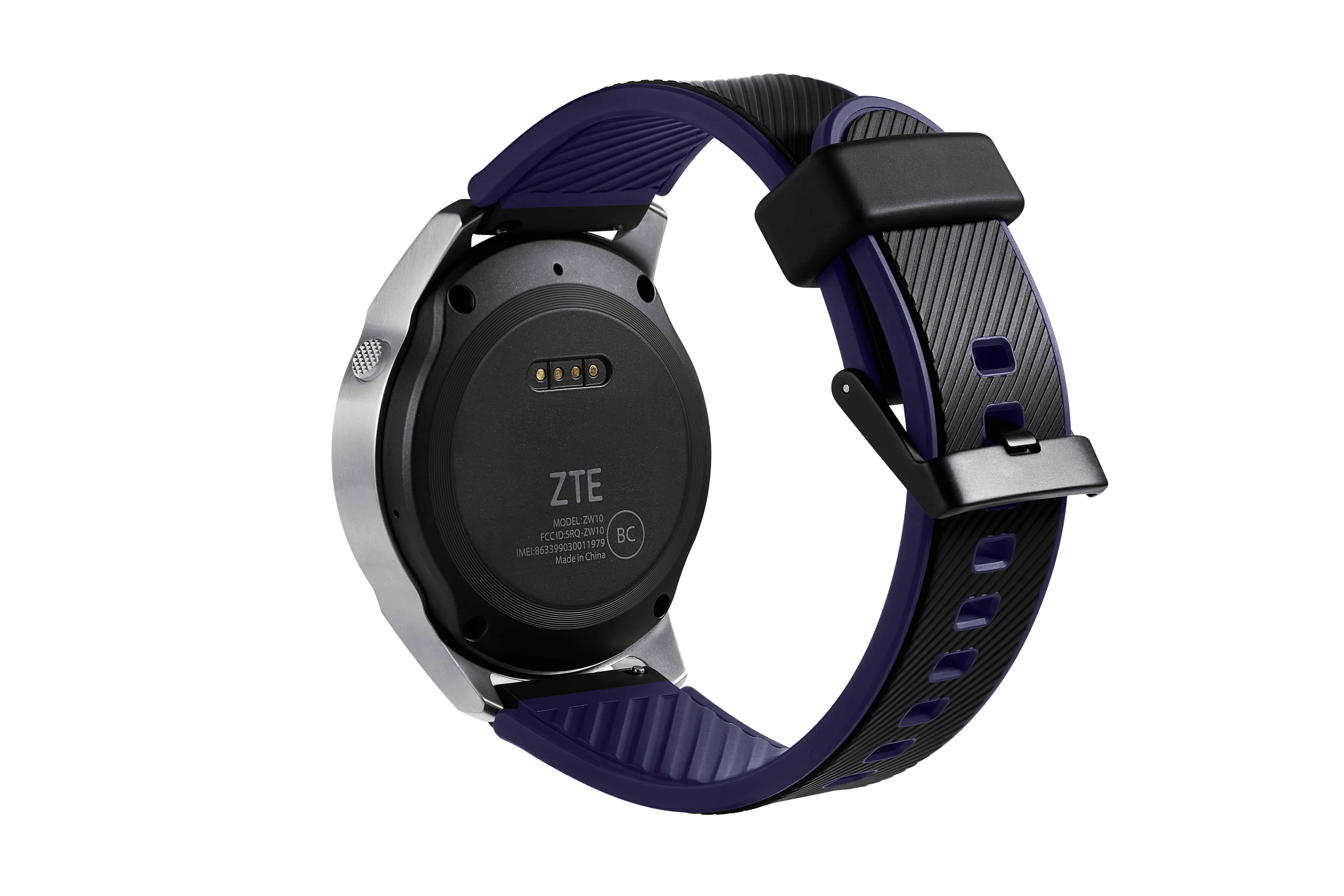 ZTE Quartz Android Wear 2.0 smartwatch - specs, photos, availability