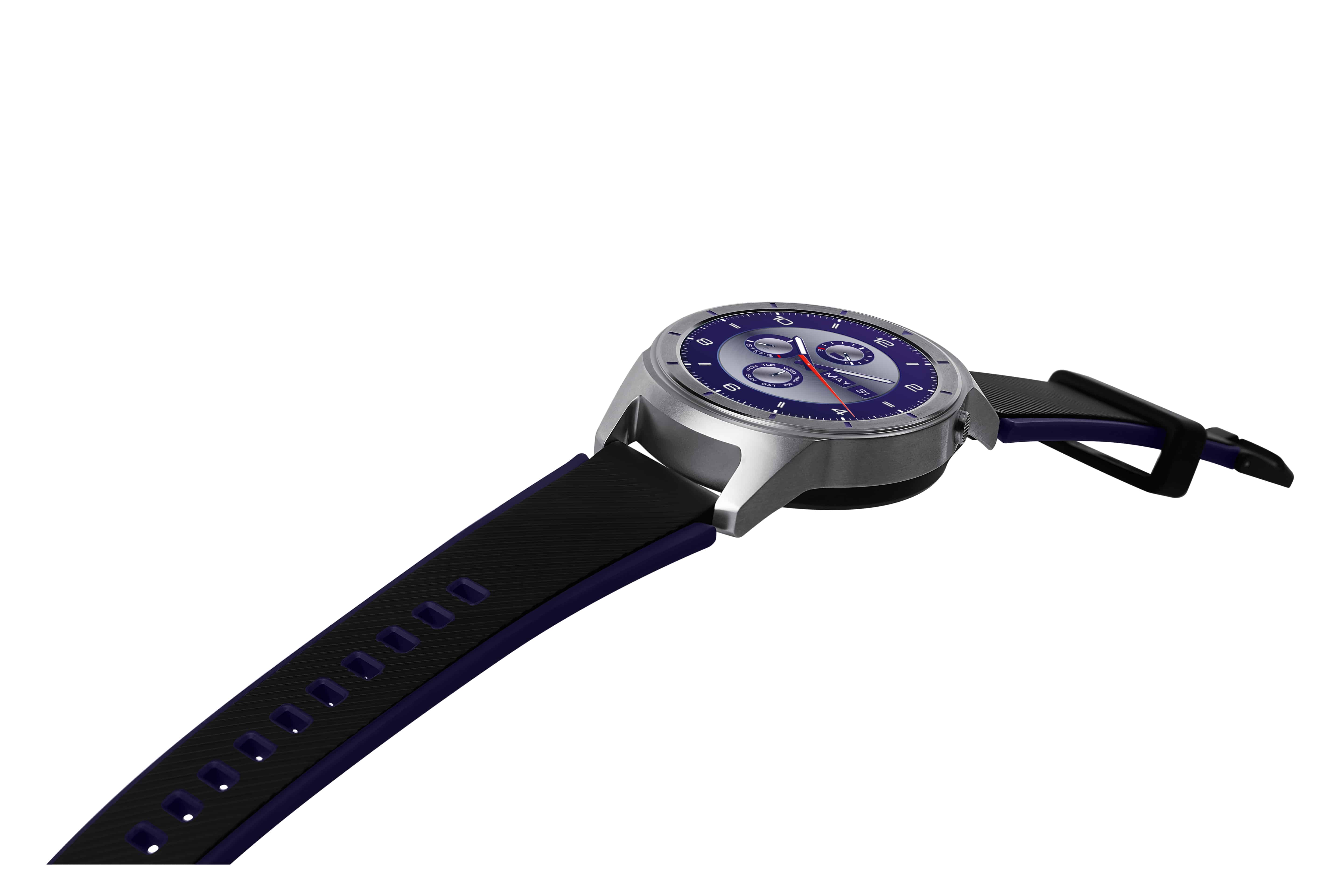 ZTE enters U.S. wearables market with Quartz Wear-based smartwatch