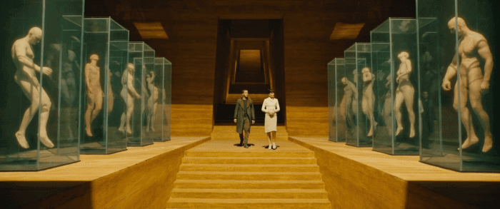 Blade Runner 2049 - Atari Logo and Vangelis score return