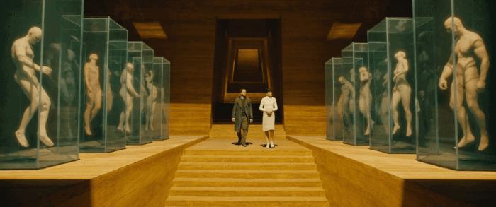 Blade Runner 2049 - Atari Logo and Vangelis score return