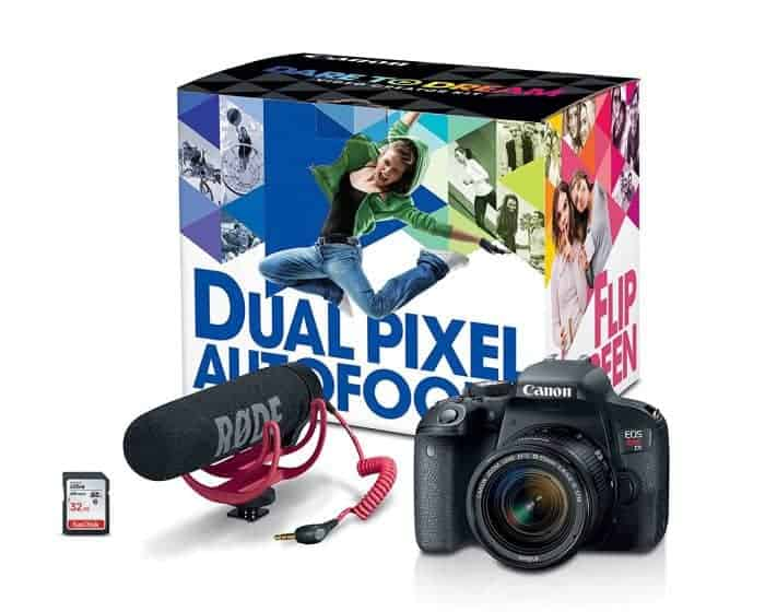 Is the Canon EOS REBEL T7i Video Creator Kit a good deal?