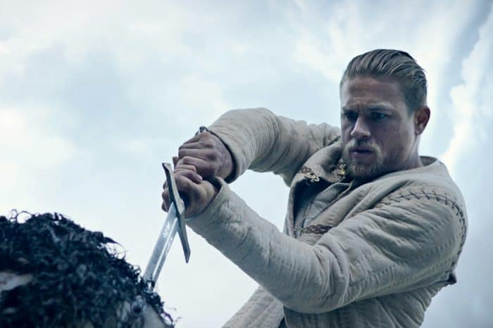 Charlie Hunnam Guy Ritchie King Arthur Film Review