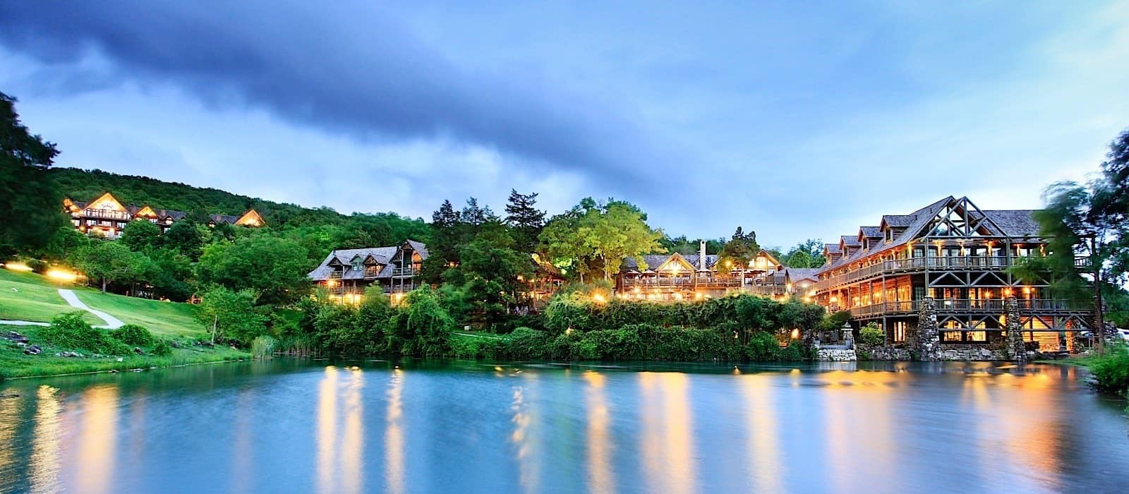 Missouri S Big Cedar Lodge Rustic Elegance In A