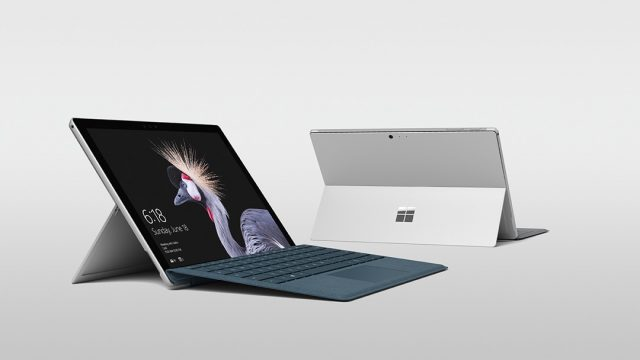 New Microsoft Surface Pro laptop/tablet