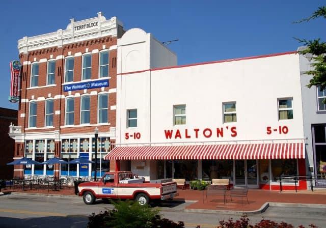Bentonville Walmart Museum