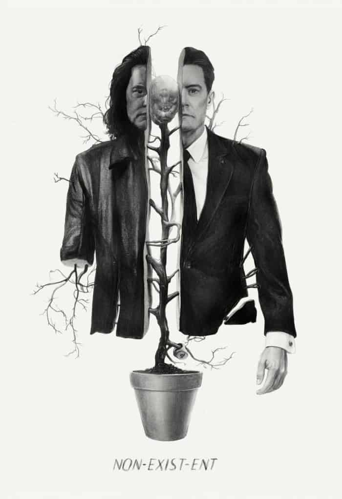 Non existent Twin Peaks poster
