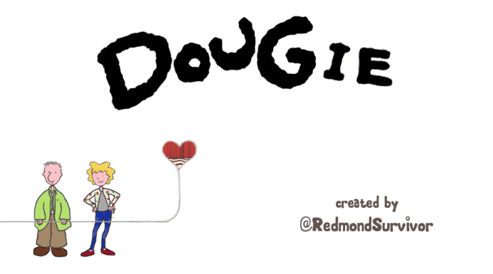Dougie by RedmondSurvivor
