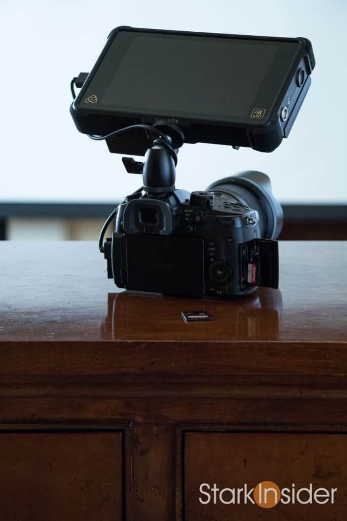 Best SD Cards for Shooting 4K Video on Panasonic GH5 mirrorless camera