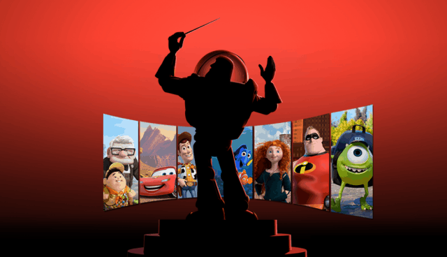 Pixar in Concert San Francisco Summer Concert Series 2017
