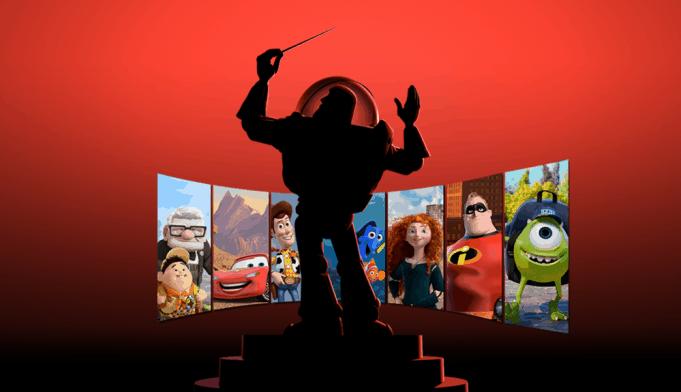 Pixar in Concert San Francisco Summer Concert Series 2017