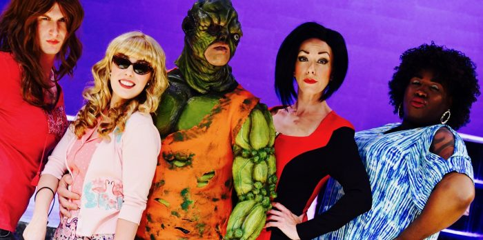 Toxic Avenger Musical Review