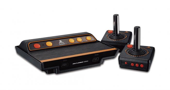 Atari 8 Flashback Gold