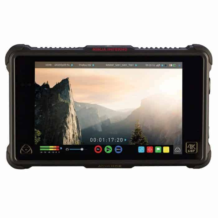 Atomos Ninja Inferno 7 In. 4K HDMI Recording Monitor