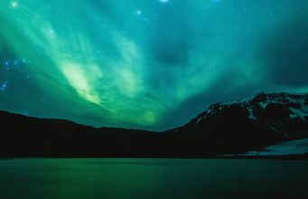 Aurora Borealis Iceland Video Clinton Stark