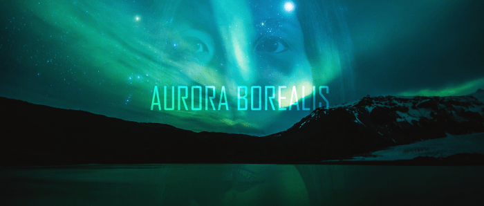 Aurora Borealis Video by Clinton Stark featuring Loni Stark (3 Days in Iceland)