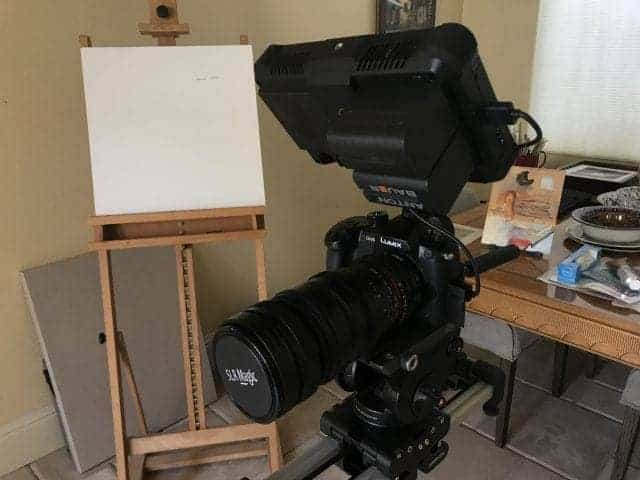 Panasonic GH5, Atomos Ninja Inferno, SLR Magic Anamorphot adapter, Rokinon 35mm