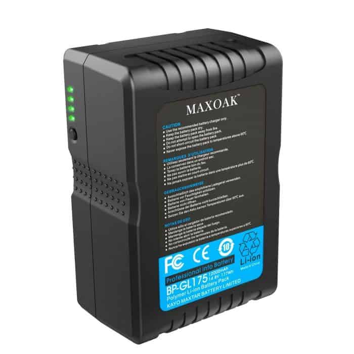 Maxoak V Mount Battery Deal Sale on Amazon