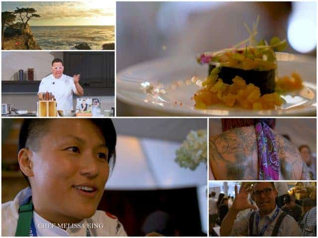 Pebble Beach Food & Wine video, photos