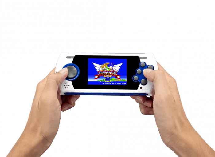 Sega Ultimate Portable Game Player