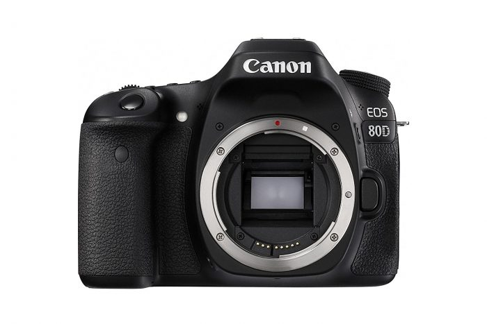 Canon EOS 80D DSLR Camera: Highly Recommended