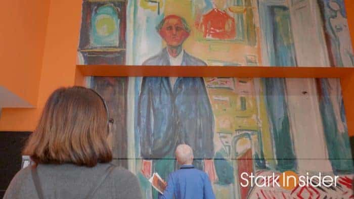 Edvard Munch SFMOMA Video GH5