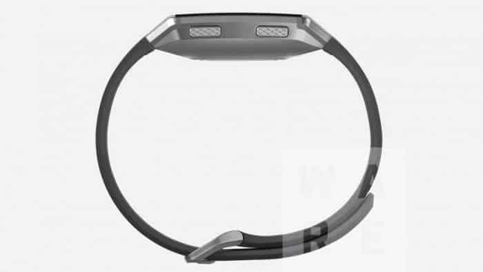 New Fitbit Smartwatch Leaked Photos