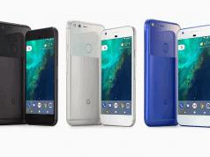 Google Pixel Phone Colors