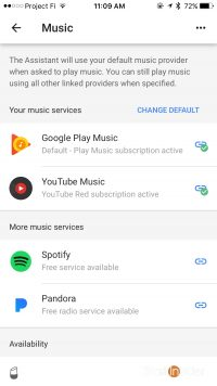 How to link your Spotify Free account to Google Home instructions
