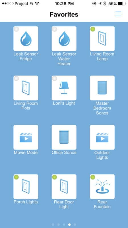 Insteon App for iOS / iPhone