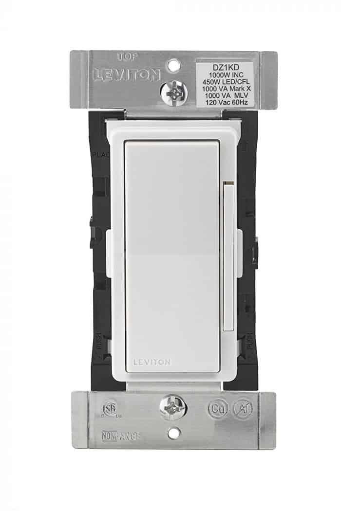 Leviton DZ1KD-1BZ Decora Smart 1000W Dimmer Review