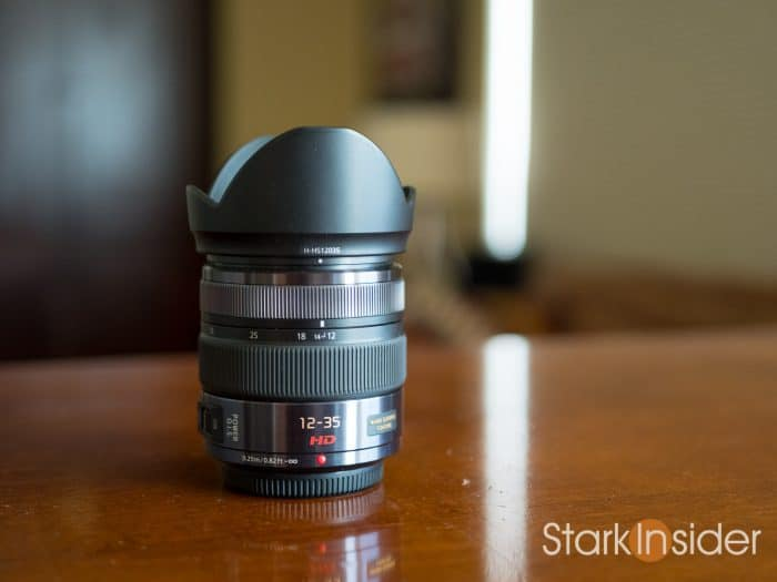 Panasonic Lumix G X Vario 12-35mm f/2.8 lens review