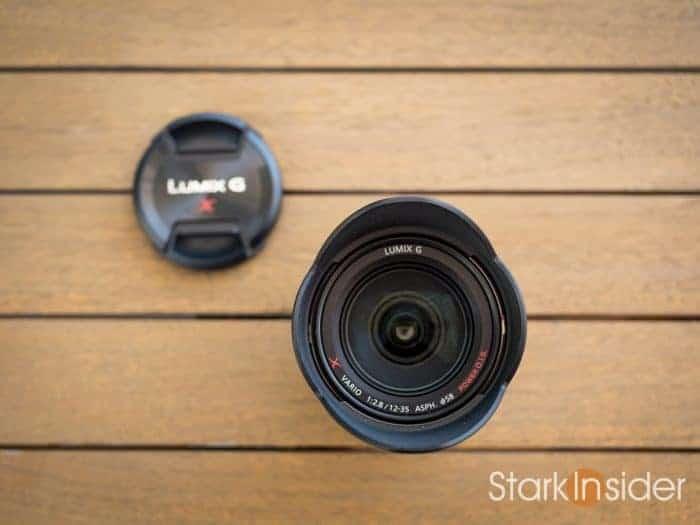 Panasonic Lumix G X Vario 12-35mm f/2.8 lens review