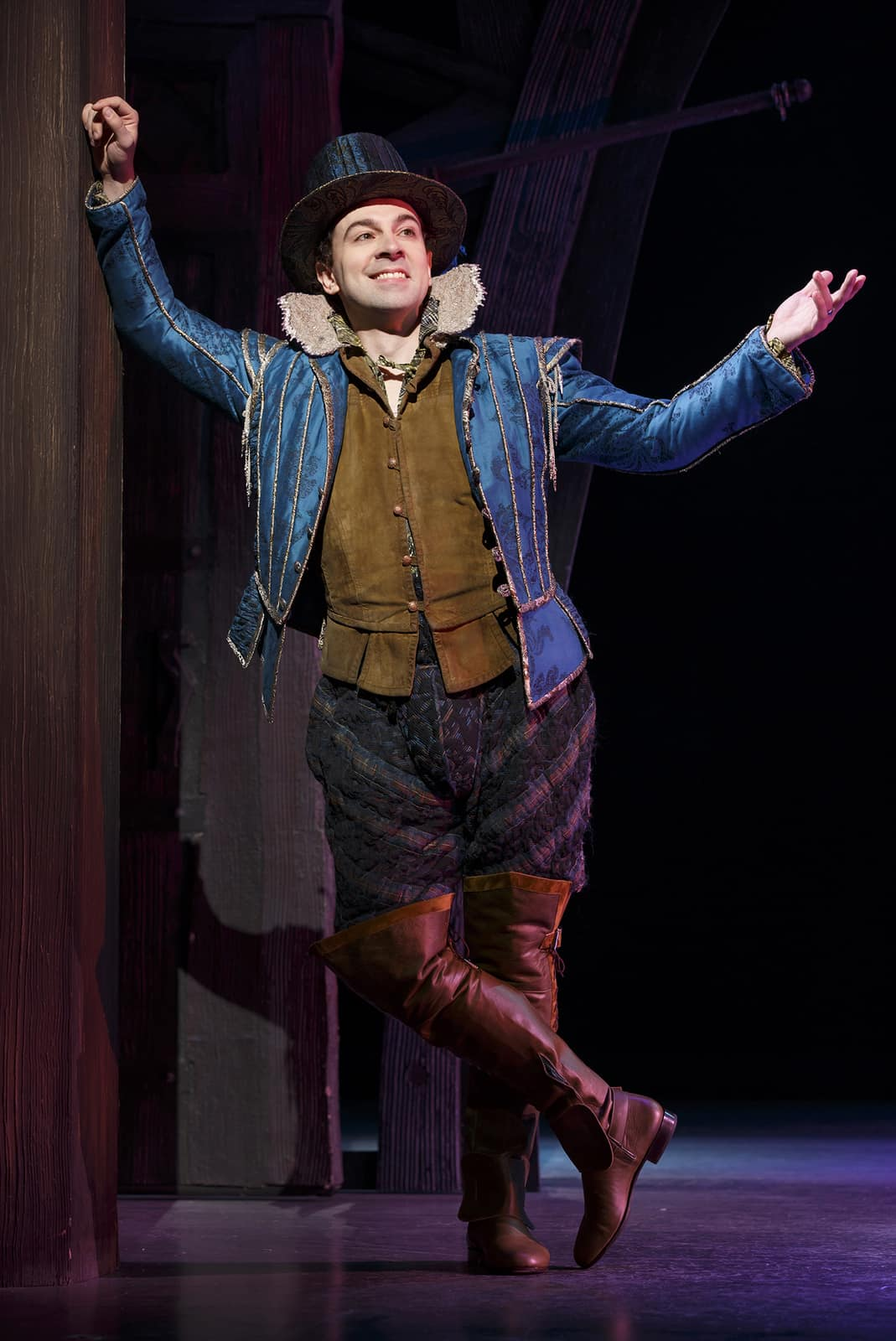Something Rotten Proves A Fresh Musical Parody Stark