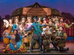 Something Rotten Tour Review - San Francisco SHN Orpheum
