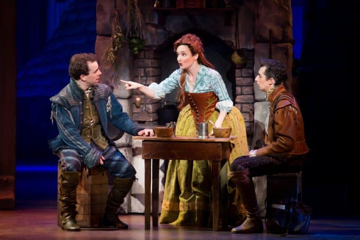 SHN San Francisco Review: Something Rotten!