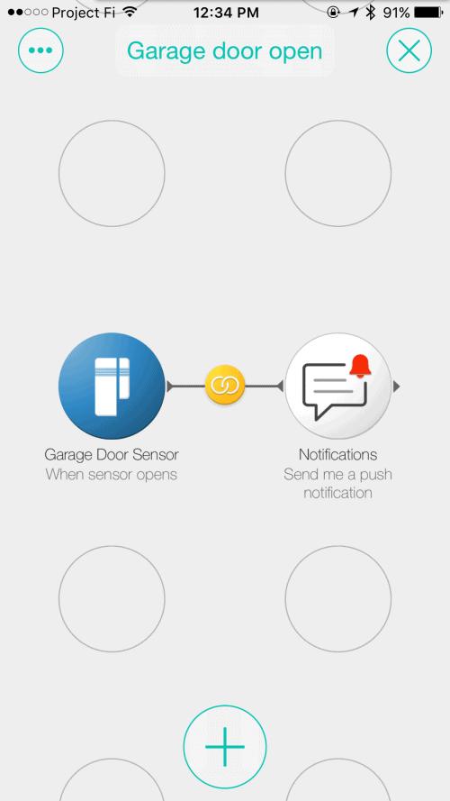 Stringify App - Insteon Flow Example