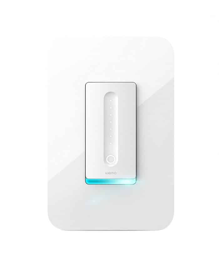 Wemo Dimmer Wi-Fi Light Switch Review Roundup - Consider