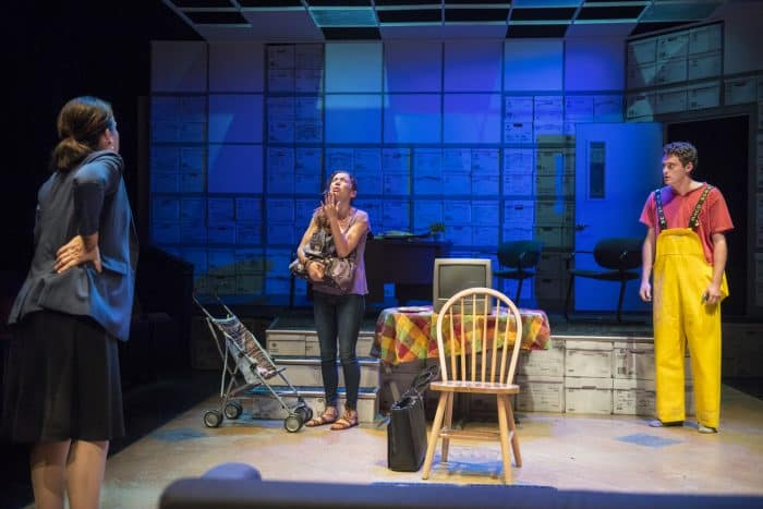 Theater Review: Luna Gale at Aurora Theatre, Berkeley