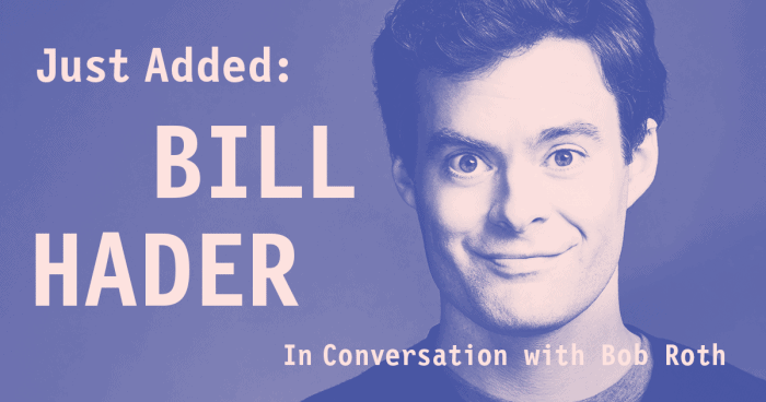 Bill Hader - Festival of Disruption