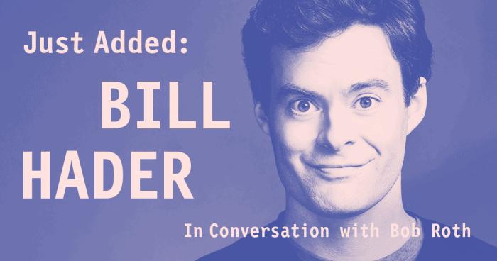Bill Hader - Festival of Disruption