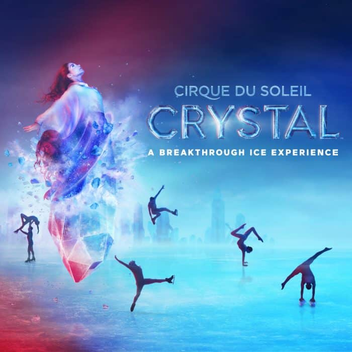 Crystal by Cirque du Soleil - news, updates, tour schedule - San Jose